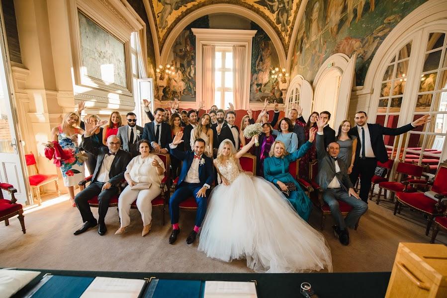 Свадебный фотограф Vadim Kochetov (NicepicParis). Фотография от 11.11.2018