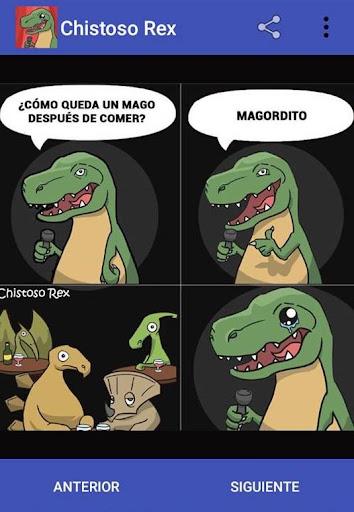Chistoso Rex Chistes Malos y Divertidos 2.0.4 screenshots 1