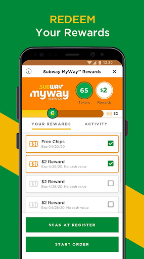 SUBWAYu00ae 26.0.0 Screenshots 6