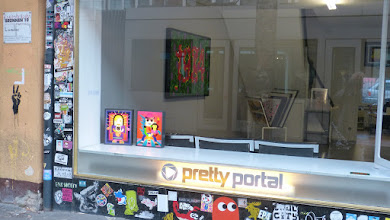 """Photo: Galerie Pretty Portal; DOPPELDENK """"NUMBERS"""""""