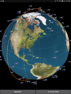 Orbit - Satellite Tracking- screenshot thumbnail