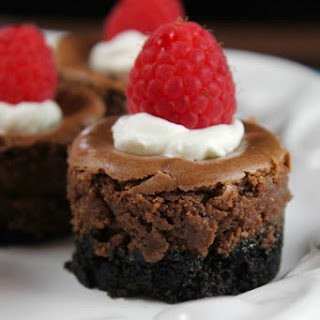 Mini Chocolate Cheesecakes Recipes