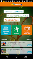 Screenshot of Miami Open