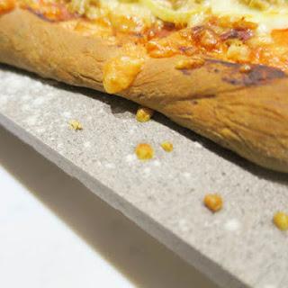 Parmesan Pizza Crust.