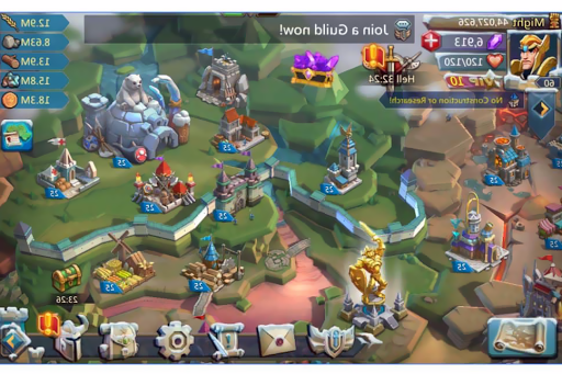 Guide for Lords Mobile 6.3 screenshots 2