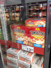 Photo: Sam's club really seems to hit it big with the name brand pizzas.