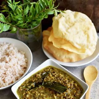 Green Gram / Parippu Curry