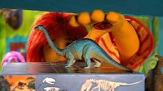 Moe's Dinosaur