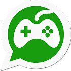 Games for whatsapp icon