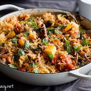 Pantry Biryani Recipe