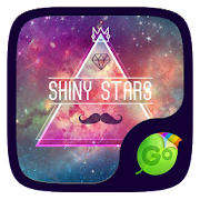 Shiny Stars GO Keyboard Theme 4.2 Icon