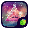 Shiny Stars GO Keyboard Theme