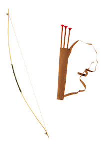 Pilbåge, 100 cm