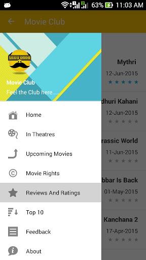 Movie Club - Movies Trailers