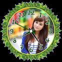 My Photo Clock Live Wallpaper icon