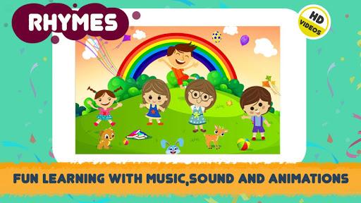 ABC Song - Rhymes Videos, Games, Phonics Learning 3.55 screenshots 3