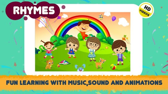 ABC Song – Rhymes Videos, Games, Phonics Learning 3