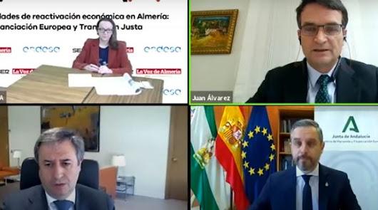 Nuevo webinar de LA VOZ: 'Oportunidades de reactivación económica en Almería'