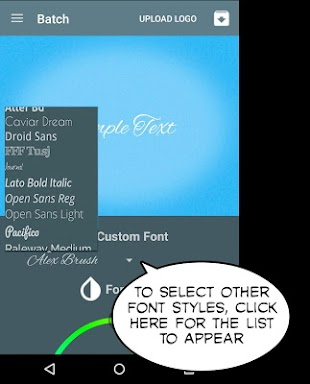 Watermark Batch- screenshot thumbnail