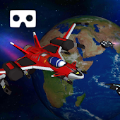 VR Starfighter:Flight Simulator (Google Cardboard) Android APK Download Free By Romale Game Studio