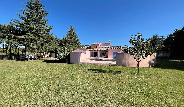 Maison avec piscine et jardin Saint maximin