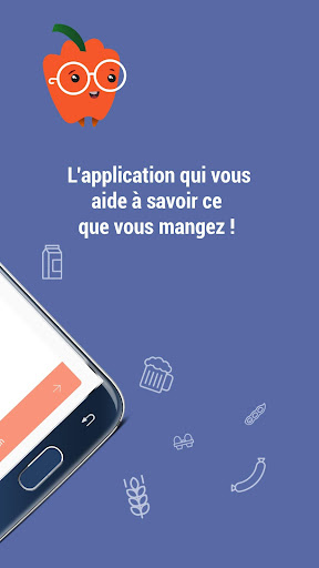 Scan Eat - Scanner alimentaire pour mieux manger  screenshots 2