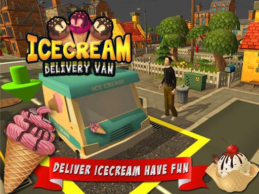 Ice Cream Delivery Simulator