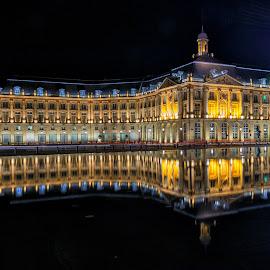 Bordeaux palace by Cora Lea - Buildings & Architecture Public & Historical