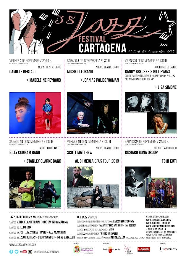 cartagena jazz festival