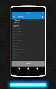 Glow CM13 CM12/12.1 Theme v3.5