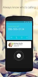 Whitepages Caller ID & Block Screenshot 1