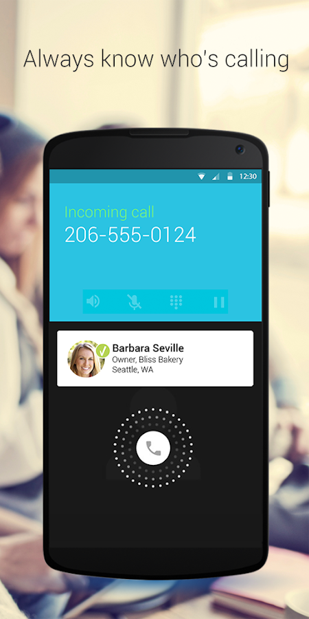 Whitepages Caller ID & Block- screenshot