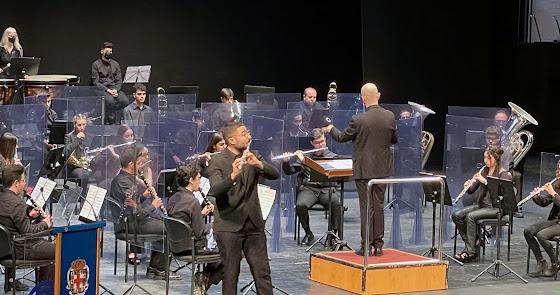 El Auditorio acoge la final del VII Concurso de Jóvenes Talentos del RCPMA