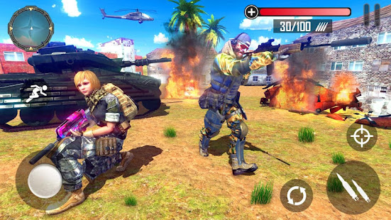 App Counter Attack FPS Battle 2019 APK for Windows Phone