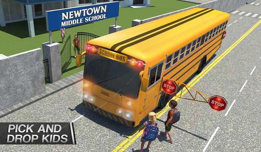 Coach Bus Simulator - City Bus Driving School Test 1.7 screenshots 22