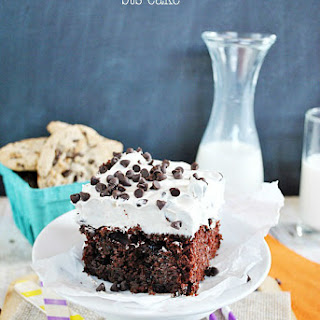 Cookie Dough BTS Cake