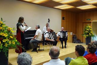 Photo: Akkordeon mit Klavierbegleitung