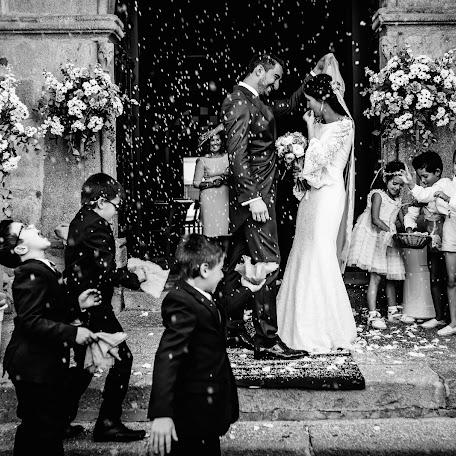 Wedding photographer Kiko Calderón (kikocalderon). Photo of 14.02.2018