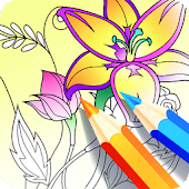 Coloring Book For Colorfy