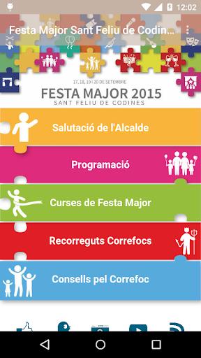 Fiesta Mayor SFCodines
