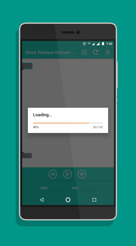 Ringtone Maker - Mp3 Cutter Screenshot 10