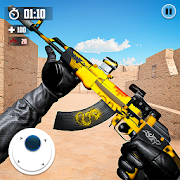 Anti terrorist shooting 3D: New Mission Games 2020 MOD APK 1.0.2 (Mega Mod)