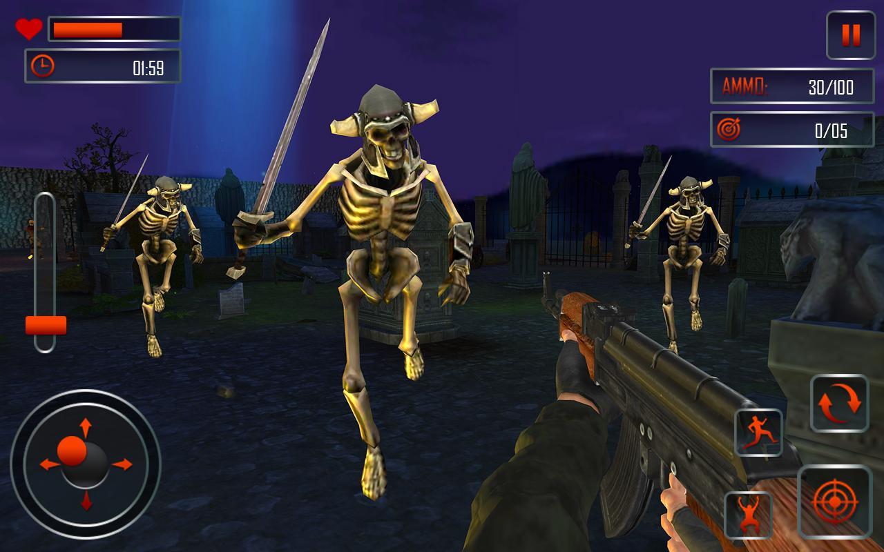 Online zombija