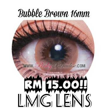 BUBBLE BROWN 16MM
