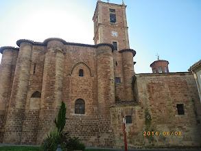 Photo: Najera- Monasrerio de Santa Maria de la Real
