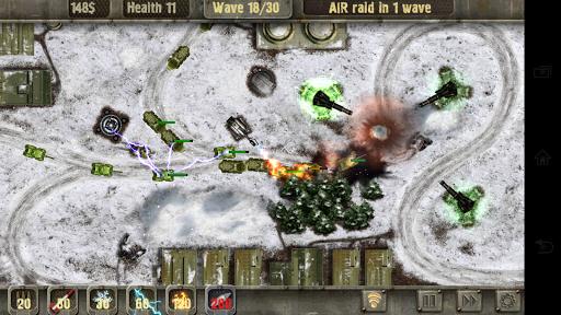 Defense Zone HD apkmind screenshots 2