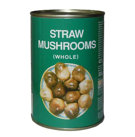 Straw Mushrooms (whole) 425g Ambition