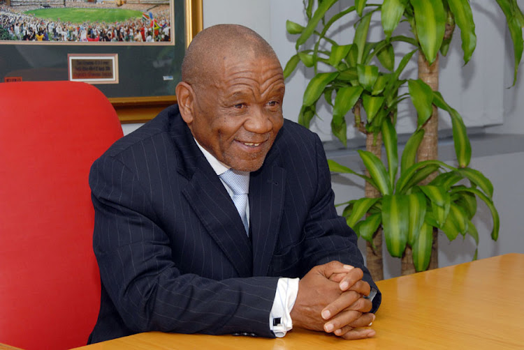 Tom Thabane. Picture: ARNOLD PRONTO