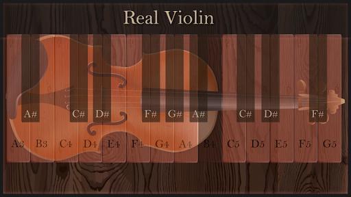 Real Violin 1.0.0 screenshots 4