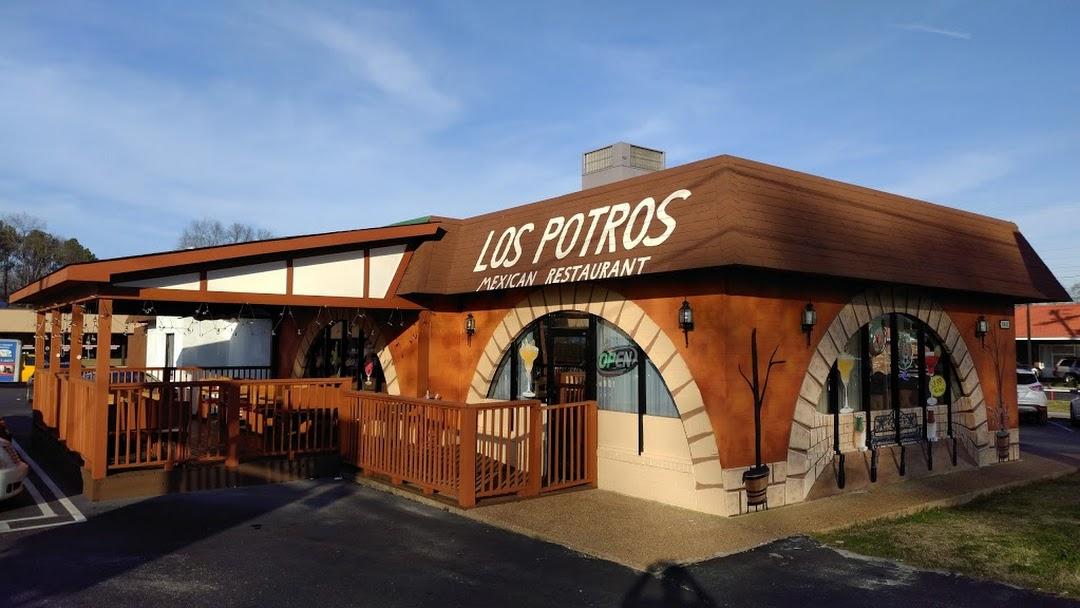 Los Potros Mexican Restaurant Mexican Restaurant In East